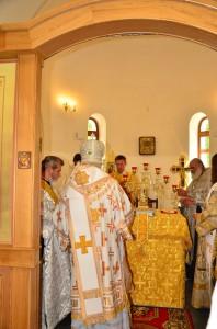 освящение храма 6 июня 2014 1